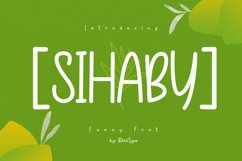 SIHABY Product Image 1
