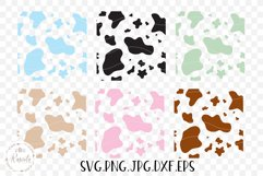 Cow Print Patterns Product Image 4