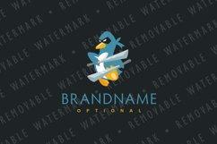 Ninja Penguin Logo Product Image 3