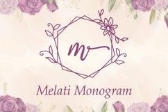 Melati Monogram Product Image 1