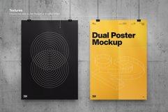 Dual Poster Mockup Product Image 3