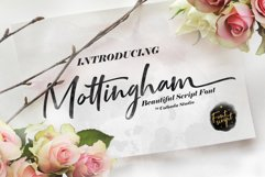 Mottingham Script Product Image 1
