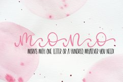 Linking Monogram Font - Linking Letters Product Image 3