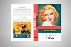 Novel Book Cover Template Product Image 3