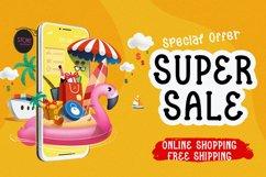 Super Kids - Playful Display Font Product Image 5