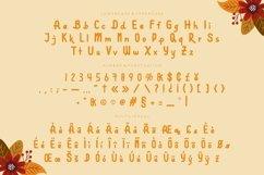 Web Font Sallie Love Display Font Product Image 4