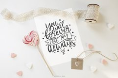 Love quote SVG Cutting file Product Image 2
