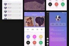 Panda Mobile UI Kit Product Image 19