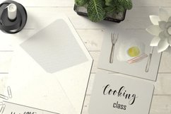 Watercolor breakfast clipart Product Image 5