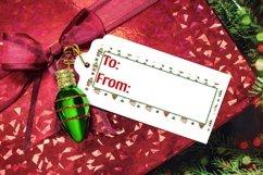 6 Christmas Tag Bundle - JPG & PNG Product Image 2