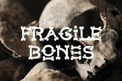 Fragile Bones Product Image 1