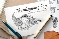 Thanksgiving Day. Autumn collection Product Image 1