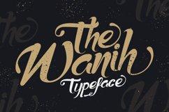 Wanih Typeface Product Image 1