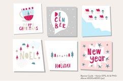 Happy Flat Holiday! Design Kit Product Image 2