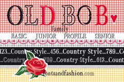 OLD BOB FAMILY Product Image 1