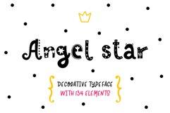 Angel Star - Decorative Typeface Product Image 1