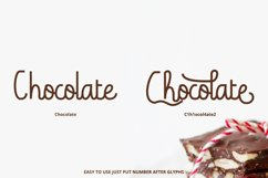 Hardolyn - A Unique Script Font // Web Font Product Image 4