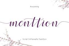 Menttion Script Product Image 1