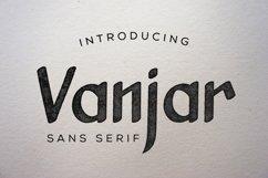 Vanjar - Sans Serif Product Image 1