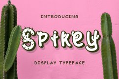 Spikey Product Image 1