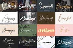 Magnificent Gorgeous 210 Fonts Bundle Product Image 5