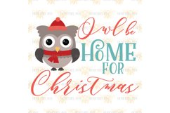 Owl Be Home For Christmas Product Image 2