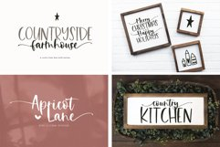Winter Font Bundle - Handwritten Fonts for Crafters! Product Image 3