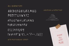 Reminder Notes - Handwritten Font Product Image 2