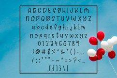 Balloon Bash - Playful Serif Handwritten Font Product Image 2