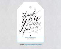 Thank You Tag, TOS_49 Product Image 2
