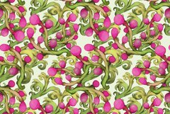Watercolor floral patterns Product Image 5
