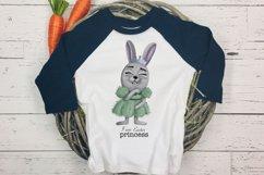 Rabbit Easter princess girl Product Image 2