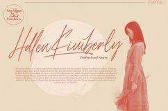 Rattih Putri - Handwritten Font Product Image 9