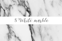 White marble digital paper pattern Product Image 5