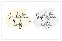 Sophistica - 10+ Fonts & Extras Product Image 2