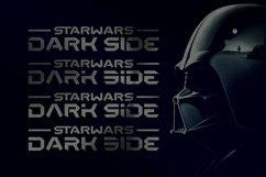 THE STARWILD - Futuristic Modern Font Product Image 3