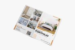 Interior Design bifold Brochure | Multipurpose Brochure Product Image 4