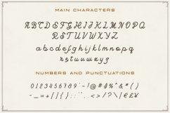 Goodline - Monoline Font + Extras Product Image 2