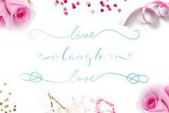 Strangelove Calligraphy Font - wedding font Product Image 3