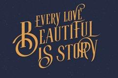 Roller Coaster Elegant Serif Extra Product Image 6