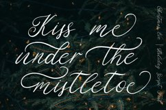 Christmas Eve. Holiday Script font. Product Image 7