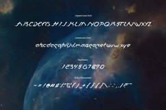 Casiopeia Font Product Image 2