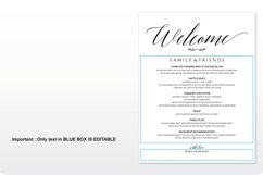 Wedding Invitation Bundle / Wedding Suite Bundle, TOS_34 Product Image 4