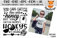 Catch Flies With Honey Boys SVG Product Image 1