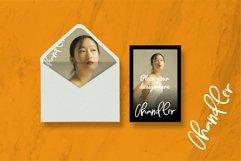 Web Font Rucker - Stylish Brush Font Product Image 5