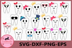 Tooth Fairy Svg, Tooth Fairy Bags, Tooth SVG,Dentist Tooth Product Image 1