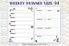Weekly Planner Organizer | Digital Agenda Mini, Pocket Product Image 6