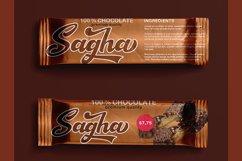 Sagha A Modern Script Typeface Product Image 9