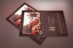 Sinless Church Flyer Template Product Image 4