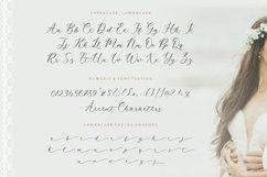 Xandria Beautiful Modern Calligraphy Font Product Image 6